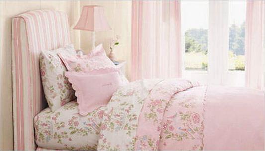 Kako urediti dje ju sobu dizajn interijera - Habitaciones infantiles romanticas ...