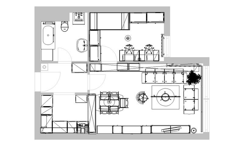 Kako maksimalno iskoristiti prostor? - Dizajn interijera - interijerNET.hr