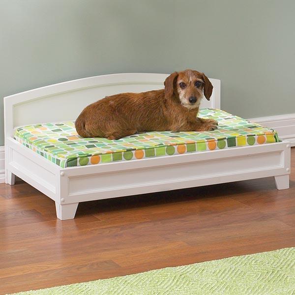 Как сделать собаке кровать