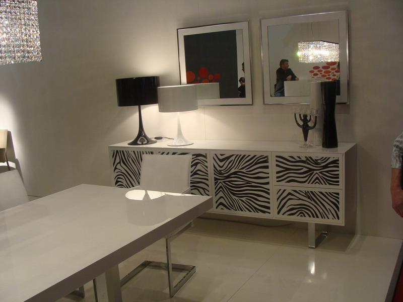 Foto: Dizajn interijera - Elegancija crno – bijelih interijera - interijerNET.hr
