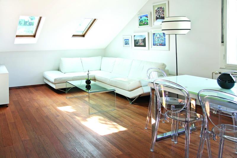 Moderni drveni podovi - Opremanje interijera - interijerNET.hr