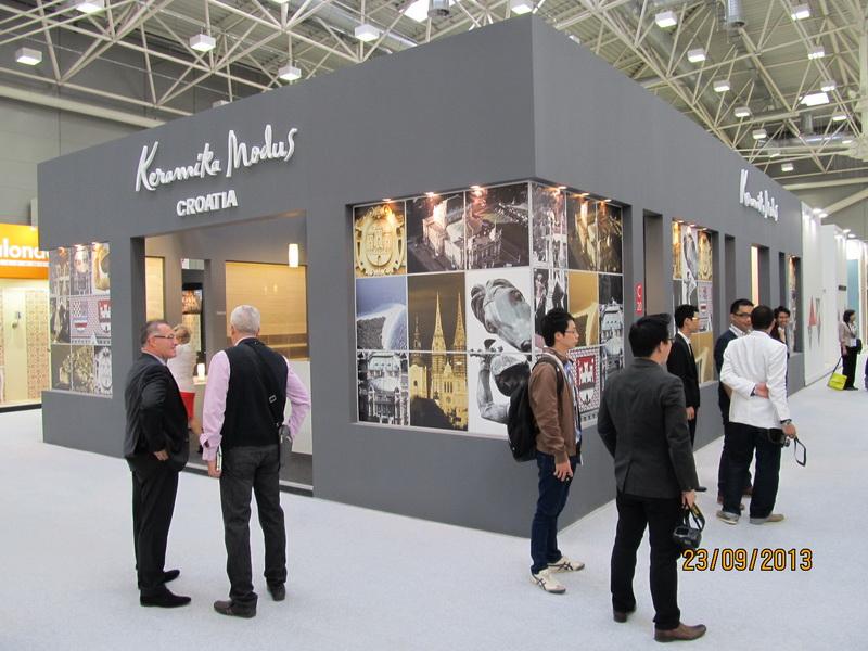 Uspješan tjedan Keramike Modus na sajmu u Bologni - Opremanje interijera - in...