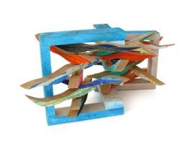 """Galerija ULUPUH: Izložba """"Deset na kvadrat"""""""