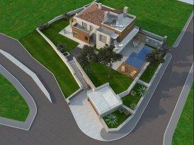 Vila Krk - Preobrazba