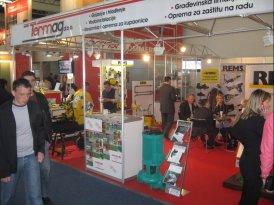 TEGRA-Međunarodni sajam graditeljstva i opremanja