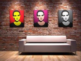 Portrait Shop - Vlastiti portret u stilu Warhola