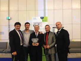 Bojler Ecocell tvrtke Global Aurora – najbolja startup inovacija...