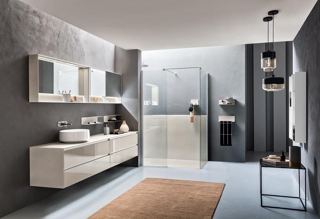 Tu kabine dizajn interijera - Salle de bain minerale ...