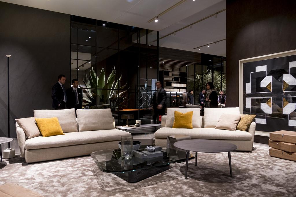 salone del mobile milano 2017 56 izdanje trendovi u svijetu interijera dizajn interijera. Black Bedroom Furniture Sets. Home Design Ideas