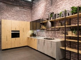 Trendovska kuhinja - prostor za rad i komunikaciju
