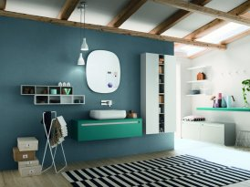 Detalji za trendovsku kupaonicu