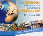 Završen Jesenski međunarodni zagrebački velesajam