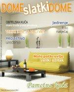 Dome slatki Dome -  besplatni časopis za uređenje doma i ugodno življenje