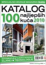 KATALOG 100 NAJLJEPŠIH KUĆA 2010!