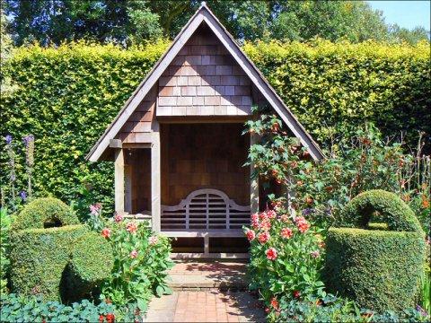 Kućice u vrtu