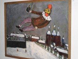 Marc Chagall – Priča nad pričama 13.12.07-16.3.08.