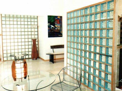 Staklena opeka – transparentno elegantna