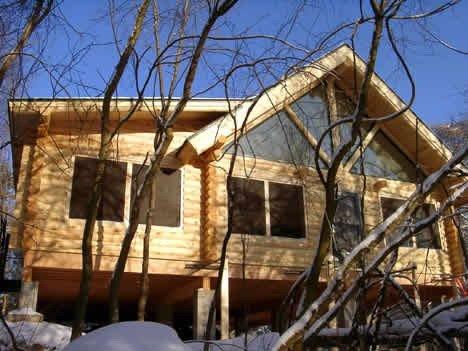 Živjeti u drvenoj kući...