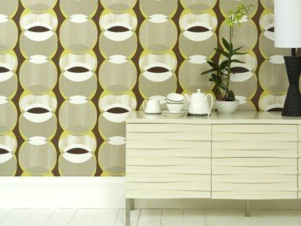Moderno i kreativno - zidne tapete!