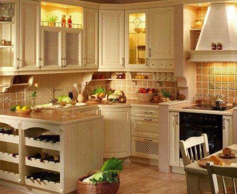 Rustikalne kuhinje
