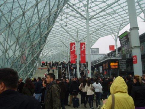Posjetite sajam namještaja: I SALONI – MILANO 21. i 22. 04. 2012.