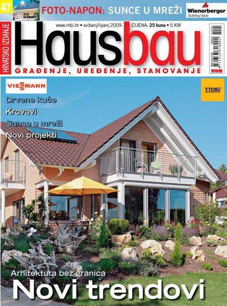 Hausbau svibanj/lipanj 2009. donosi: