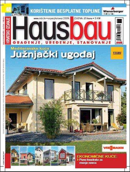 Hausbau donosi: Kuće u mediteranskom stilu