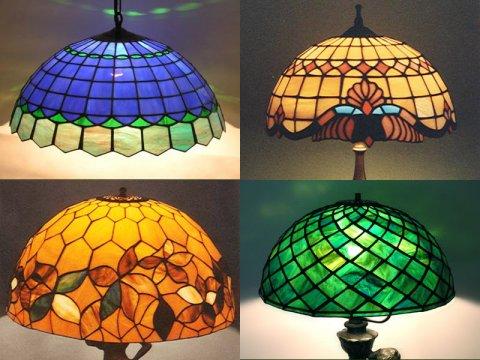 DUT predstavlja: Tiffany lampe
