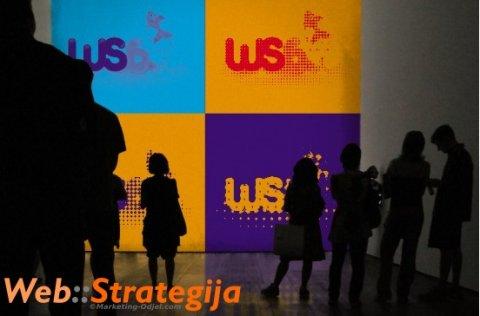 Web strategija 6: Napad na društvene medije