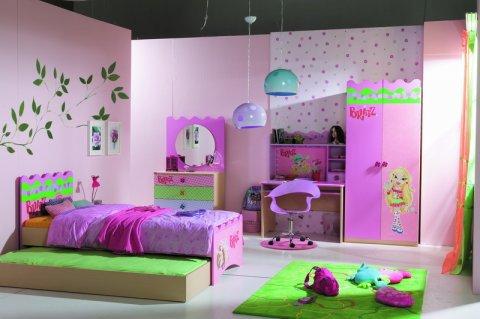 Uredite tematski dječju sobu