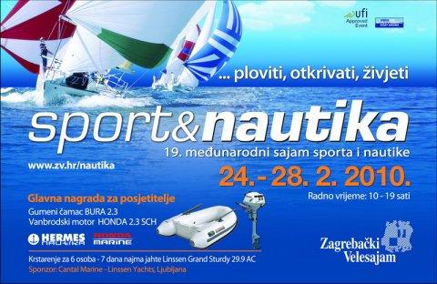 19. Međunarodni sajam sporta i nautike