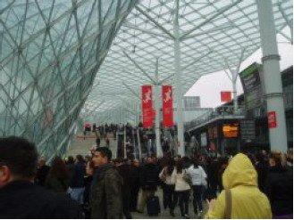IL SALONE - MILANO: 17. i 18. 04. 2010.