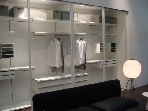 "Garderobe i ""walk-in"" ormari"