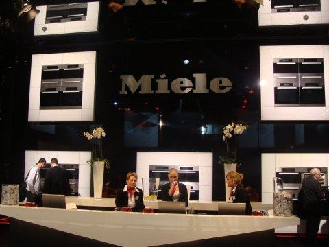 MIELE na sajmu Livingkitchen u Koelnu (IMM) 2011.