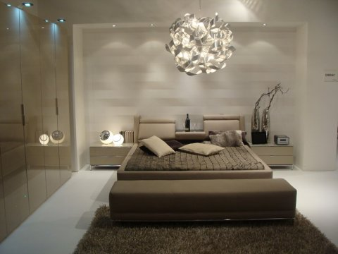 Trendovska spavaća soba