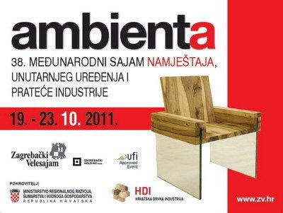 Ambienta vas čeka 19.-23. listopada 2011.