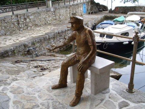 Skulpture gradu daju život