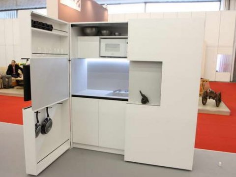 Kuhinja za mlade graditelje karijera – Dizz concept