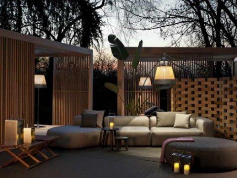 Budite u trendu - Lounge u vrtu