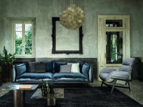 Šarm sofe u dnevnom boravku