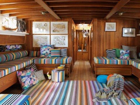 Dekorativne tkanine u domu